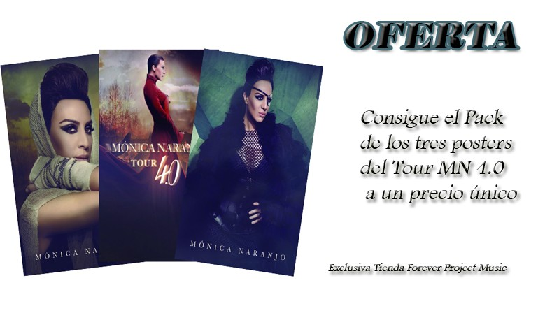 OFERTA PACK 3 POSTERS